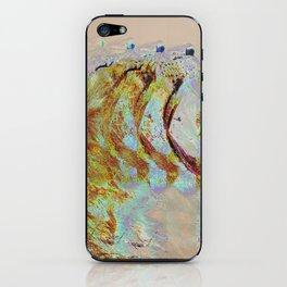 Line King iPhone Skin