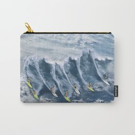 Surfing the Earth Carry-All Pouch