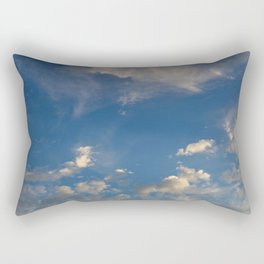 Something In The Clouds I Rectangular Pillow