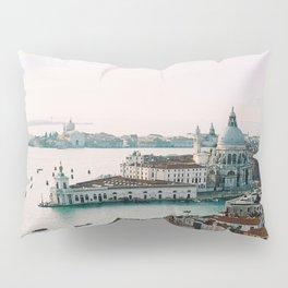 December Sunset, Venice Pillow Sham
