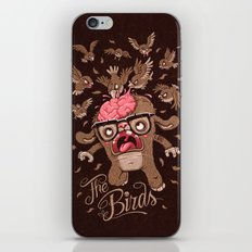 The Birds iPhone & iPod Skin