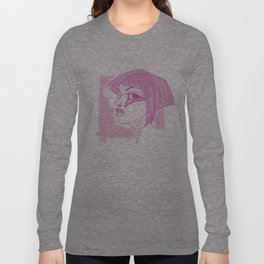 Bowie's Girl Long Sleeve T-shirt