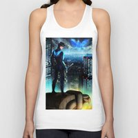 nightwing Tank Tops featuring Nightwing by Cielo+