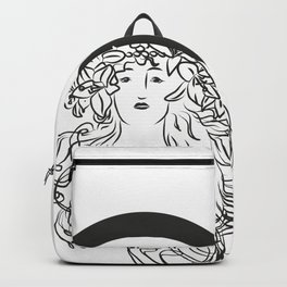 Mucha's Inspiration Backpack