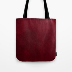 VELVET DESIGN - red, dark, burgundy Tote Bag