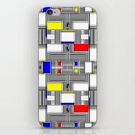 Rachna Bauhaus 7 iPhone Skin