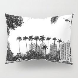 asc 596 - La fille de Rio (The adventure in Rio) Pillow Sham