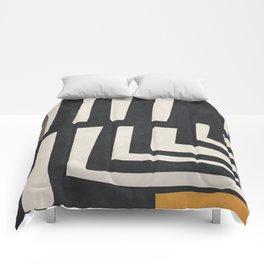 Abstract Art 16 Comforters