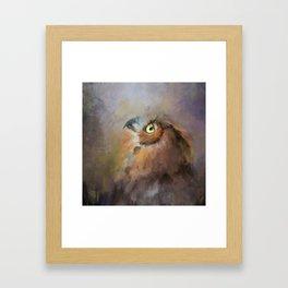 I Wonder Framed Art Print