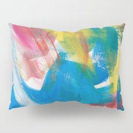 Abstract Artwork Colourful #4 Pillow Sham
