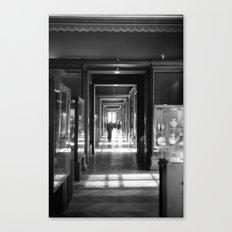 PARIS III - LOUVRE Canvas Print