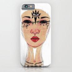 Happy Halloween - White Version iPhone 6s Slim Case