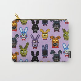 Bunnies Attack! Carry-All Pouch