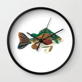 Sunfish Wall Clock