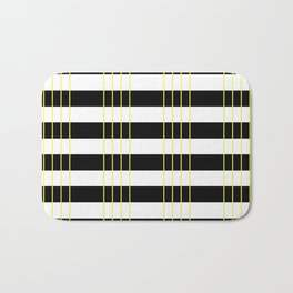 Zebra Crossing Bath Mat