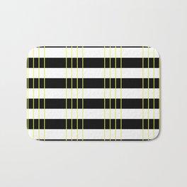 Zebra Crossing Bath Mat
