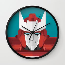 Ratchet MTMTE Wall Clock