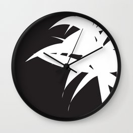 Island Girl [Nite] Wall Clock