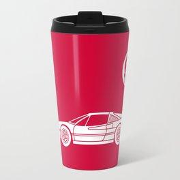 Ferrari 328 GTS Travel Mug