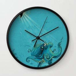 Kite Manta Wall Clock