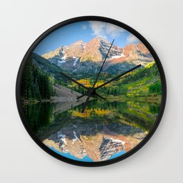 Daylight Reflection Wall Clock