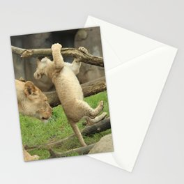 Having my Back Stationery Cards