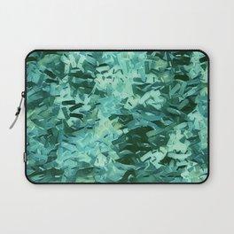 Pantone Green Confetti Laptop Sleeve