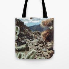 Cholla Frame Tote Bag