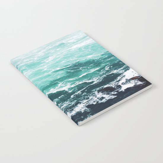 Blue Water Notebook