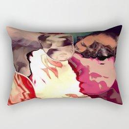 Start the show Rectangular Pillow