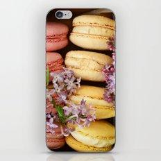 Pretty Macaroons iPhone Skin