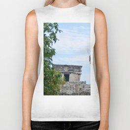 Temple of the Descending God Biker Tank