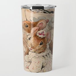 Mice by Beatrix Potter Travel Mug