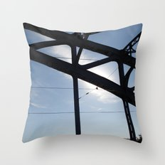 Plenum Throw Pillow