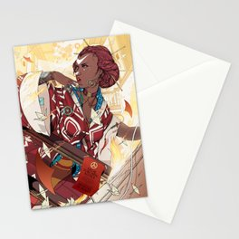 The Art House of Cranes Stationery Cards