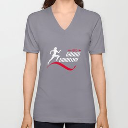 Cross country Unisex V-Neck