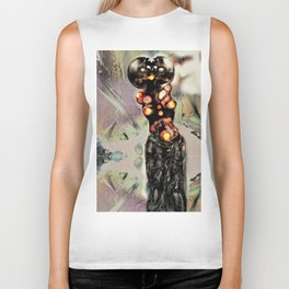 Digital Muse Biker Tank