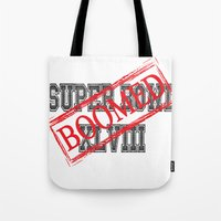 seahawks Tote Bags featuring Seahawks' Super Bowl WIN by kltj11