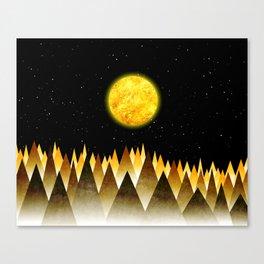 Landscape TT Canvas Print