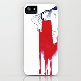 #38 iPhone Case