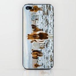 Nordic Wild iPhone Skin