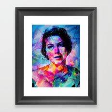 Ava Gardner Framed Art Print