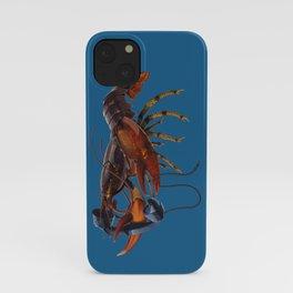 Calling Salvador (colour) iPhone Case