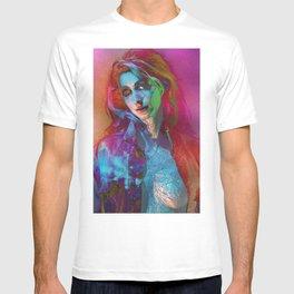 Galaxy Grunge T-shirt