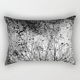 Branches & Leaves Rectangular Pillow