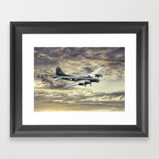 Sally B Framed Art Print