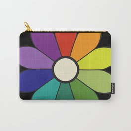 James Ward's Chromatic Circle (interpretation) Carry-All Pouch