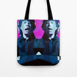 Double Jagger Tote Bag