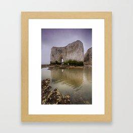 Whiteness Arch Kingsgate Framed Art Print