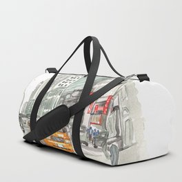 New York City Taxi Duffle Bag